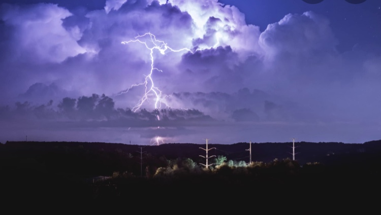 Spring Storms and Lightning Safety